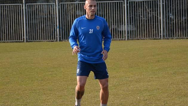 Fotbalista Kamil Kopúnek.