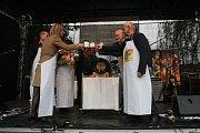 Na brněnské Riviéře začaly třídenní pivní slavnosti. Nabídnou kolem stovky piv.
