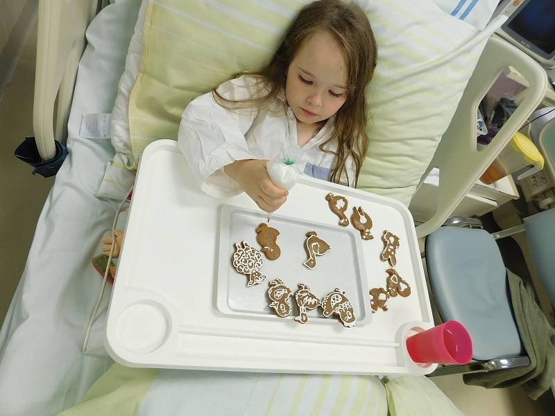 S originálním nápadem, jak zmírnit strach dětí z lékařů, přišli v v kyjovské nemocnici. Zaměstnali herní asistentky.