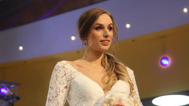 Načerpat inspiraci na svatbu přišly v sobotu do obchodního centra Futurum stovky lidí.