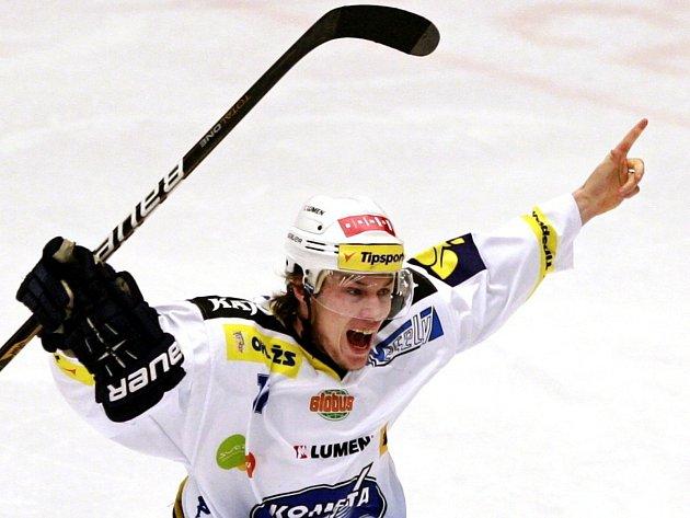 Hokejista Miroslav Holec.