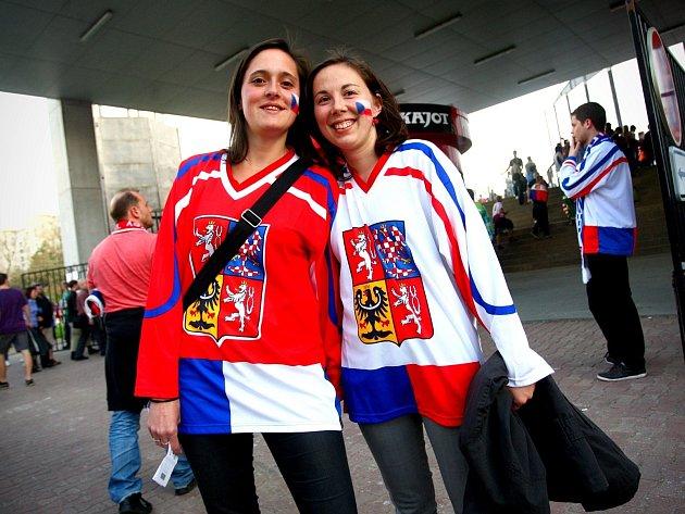 České hokejové hry v Brně - ilustrační foto.