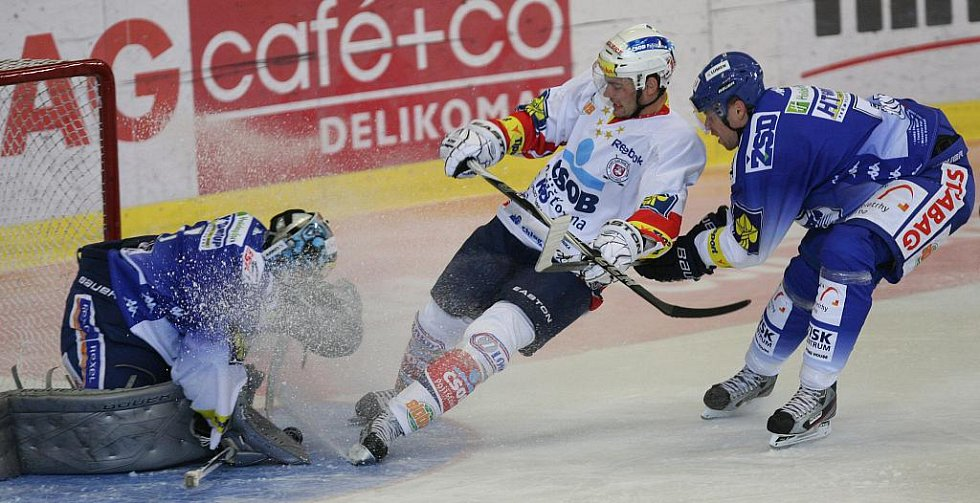 Kometa Brno vs. Pardubice.