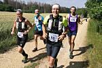 Moravský ultramaraton se letos těšil velké účasti.
