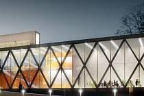 Tak bude vypadat přednášková budova, která vyroste vedle vily Stiassni.