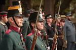 Brněnští strážníci ve středu slavili 150 let od svého založení.