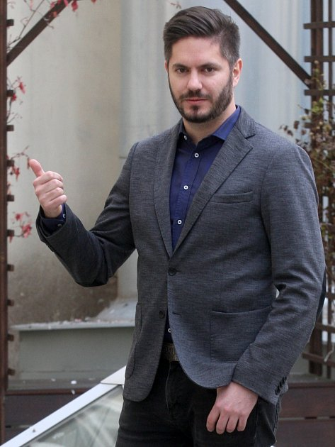 Politolog Miloš Gregor.