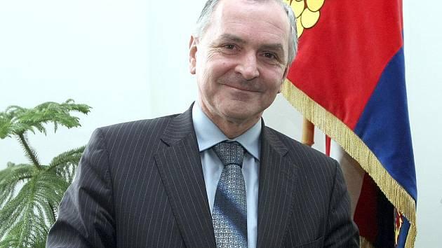 Náměstek jihomoravského hejtmana Stanislav Juránek.