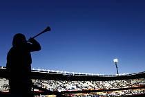Vuvuzela se stala symbolem fotbalového mistrovství světa.