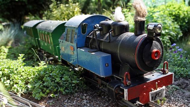 Valdova železnice.