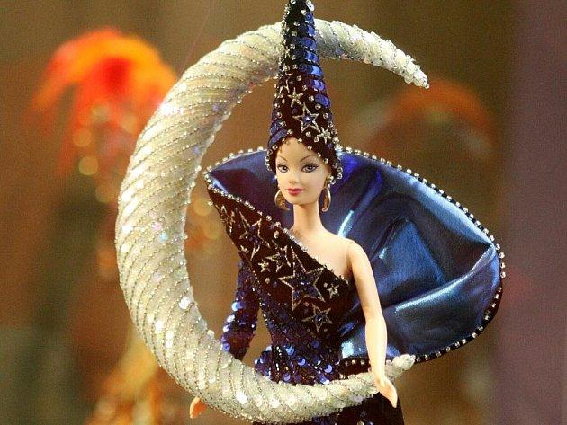 Výstavu sběratelské kolekce panenek Barbie Eriky Kratochvílové hostí brněnský Špilberk.