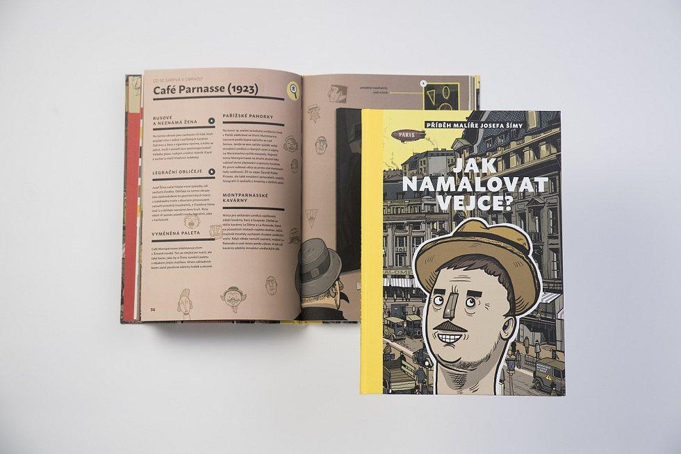 Mezi nominovanými na prestižní cenu Magnesia Litera mají letos knihy z brněnských nakladatelství čtyři zástupce. Foto: Moravská galerie Brno