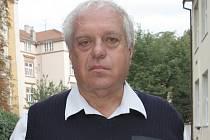 Pamětník sovětské okupace ze srpna 1968 Vladimír Buček, který zachytil příjezd vojsk na fotoaparát.