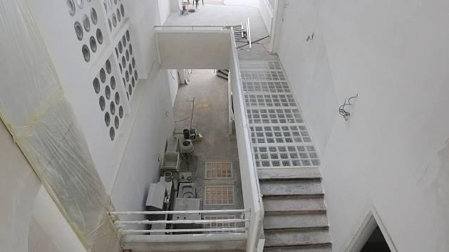 Rekonstrukce brněnského hotelo Avion