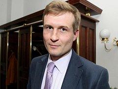 Devětatřicetiletý vědec Kamil Paruch z Boskovic.