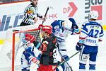 Extraliga, hokej, Hradec Králové, Kometa Brno