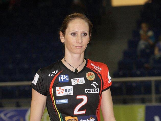 Helena Horká.