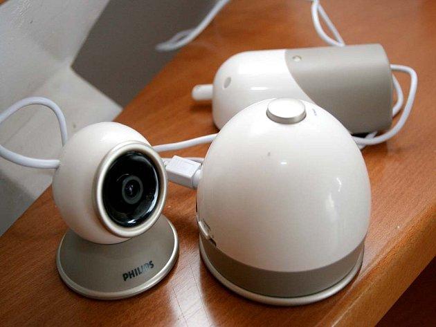Kamerový systém, který pomohl odhalit týrání