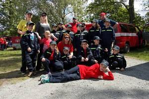 Sbor dobrovolných hasičů v Židlochovicích na Brněnsku vznikl v roce 1911. V současnosti vyjíždí jednotka sboru rožně až k padesáti  zásahům.