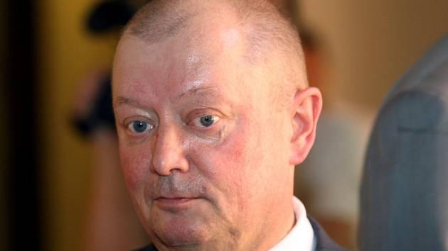 Zdeněk Nováček u soudu.
