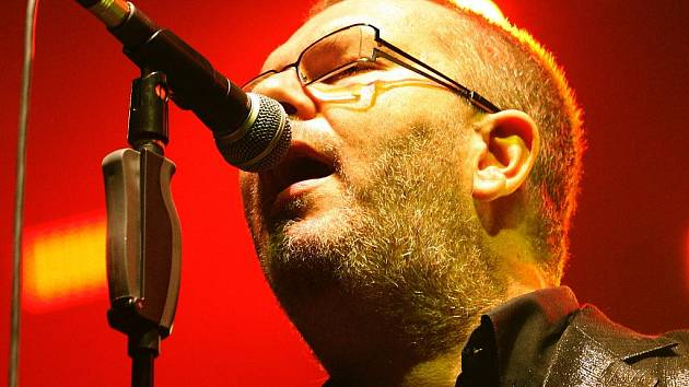 Slovenský zpěvák Richard Müller