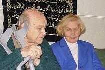 Muhamed Ali Šilhavý s manželkou.