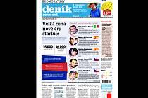 Deník Rovnost dnes vyšel na celé jižní Moravě i v dalších moravských regionech v omezené podobě. Kvůli vážným problémům v tiskárně musela redakce vyrobit užší vydání a navíc ve stejné mutaci pro všechny regiony.