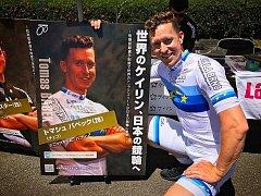 Odjel do Japonska za vysněným angažmá na mezinárodním keirinovém turné.