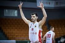 Viktor Půlpán patří mezi opory Basketu.