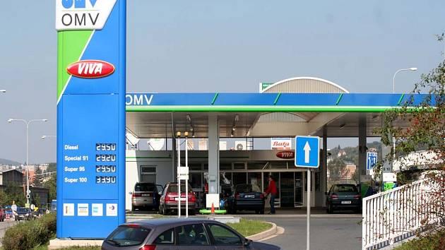 Ceny na benzínkách rostou.