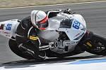 Závod World SSP, který je součástí závodů Mistrovství světa superbiků v Brně.