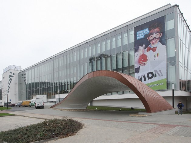 Brněnské Vida science centrum. Ilustrační foto.