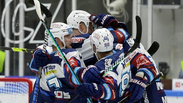 V úterním utkání na ledě Mladé Boleslavi hokejisté Komety Brno příliš důvodů k radosti neměli.