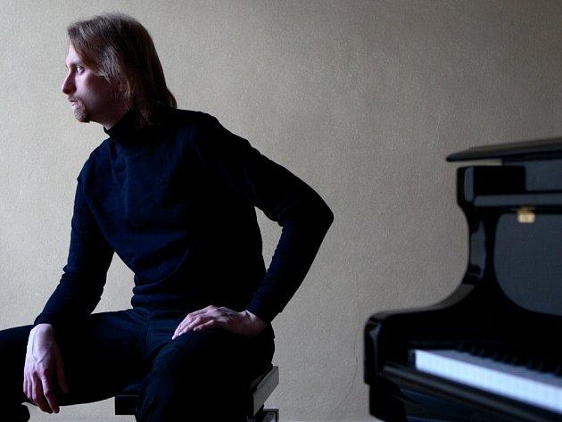Pianista Ivo Kahánek.