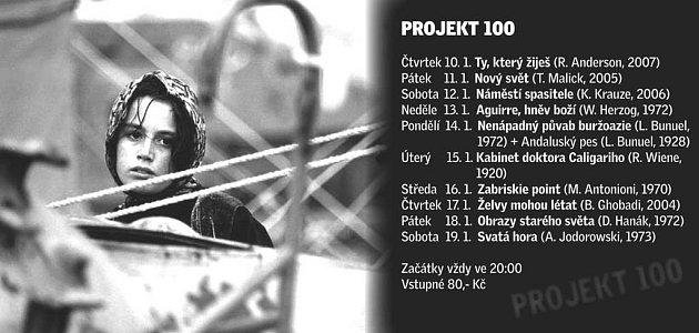 Program Projektu 100