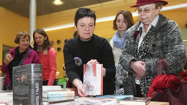 Mahenova knihovna se představila v novém kabátě.