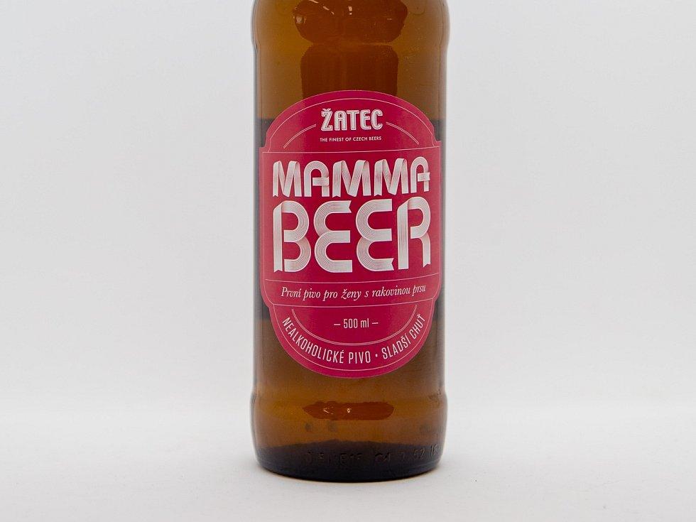 Ulevit od nežádoucích účinků chemoterapie má speciální pivo Mamma beer. Jeho pití propaguje organizace Mamma help, která podporuje ženy s karcinomem prsu.