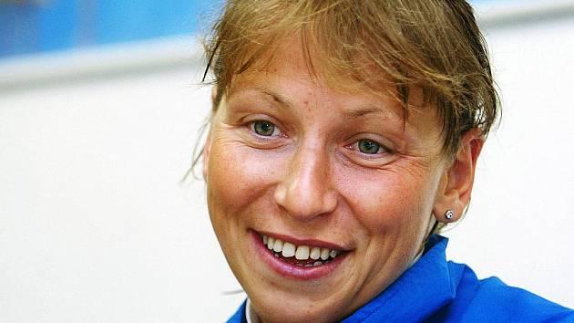 Jana Pechanová.
