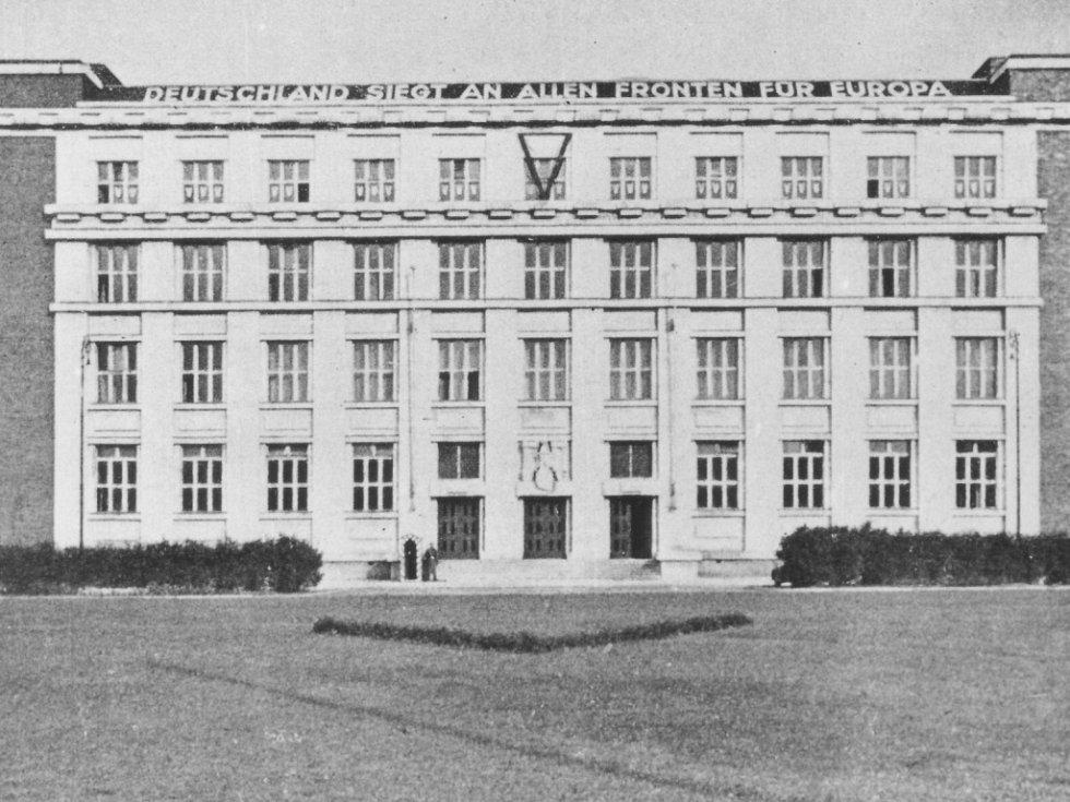 15 Březen 1939 Photo: 15. Březen 1939 V Brně.
