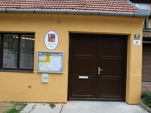 Radnice ve Slatině.