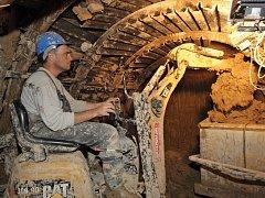 Opravy ulice Milady Horákové se odehrávají i pod zemí.
