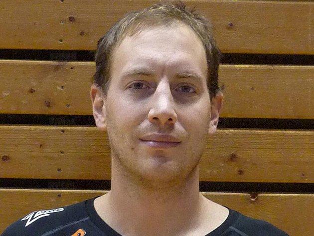 Nový kouč itelligence Bulldogs Brno Libor Schneider.
