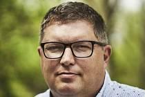 Tomáš Třetina, senátorský kandidát za TOP 09 ve volebním obvodu číslo 54 Znojmo, který postoupil do druhého kola.