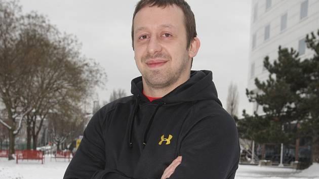 Jiří Sedláček.