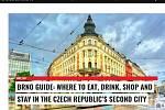 Článek prestižního britského deníku Independent vychvaluje město Brno.