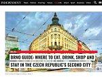 Zapomeňte na Prahu, jeďte do Brna. Prestižní britský deník chválí památky i bary