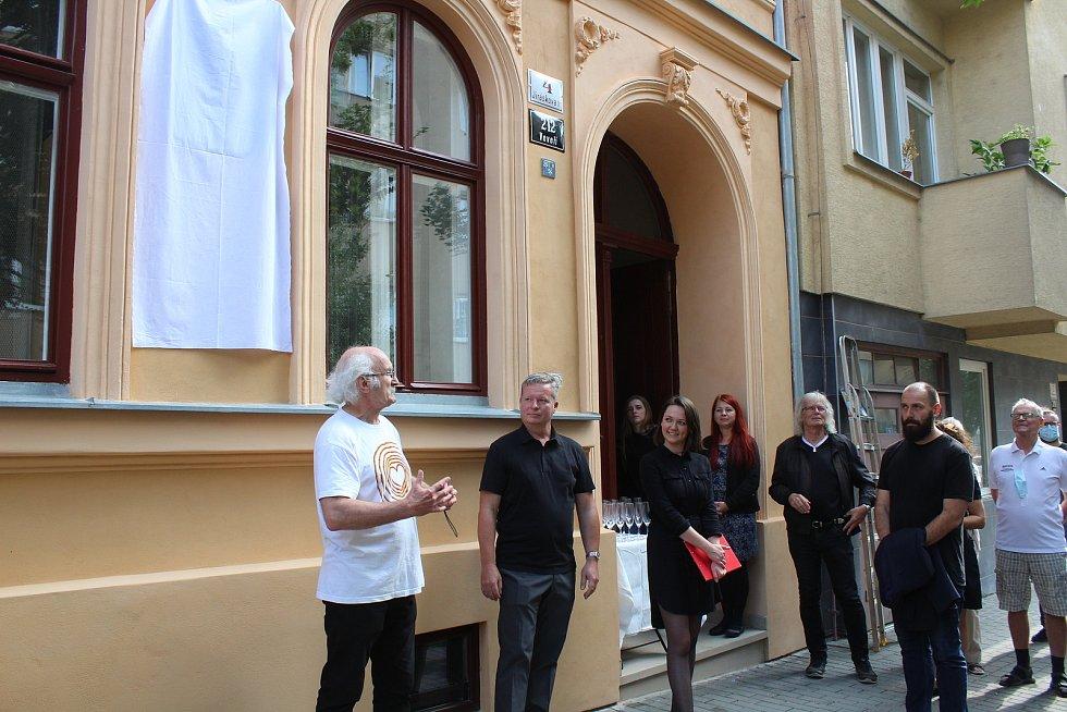Na otce zavzpomínal i jeho syn Jan Rajlich mladší.