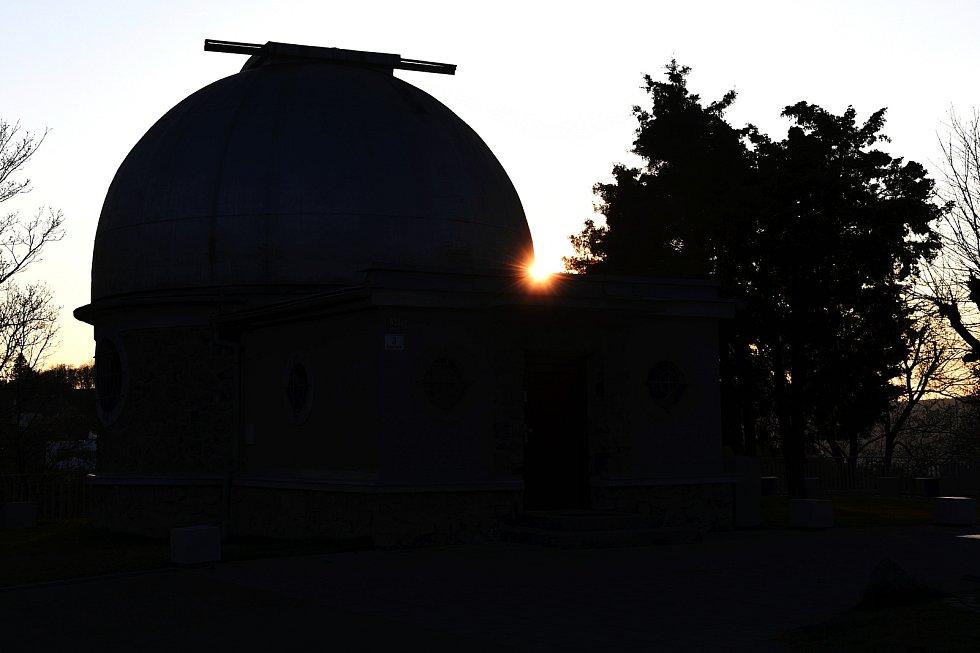 24.3.2020 - Hvězdárna a planetárium v Brně