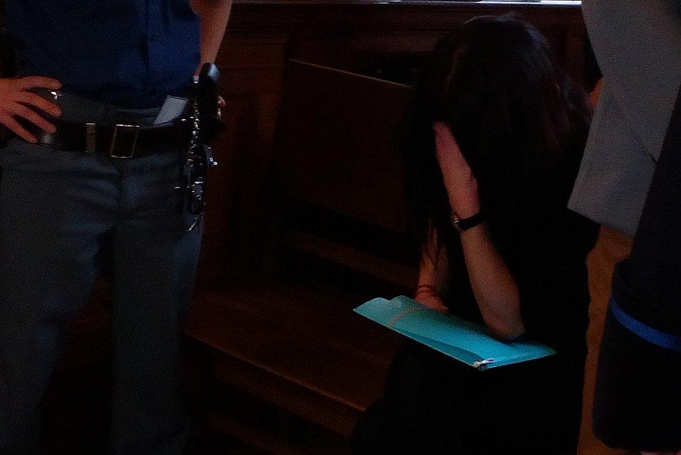 Josef Kopriva je obžalovaný z pokusu o vraždu. Podle žaloby plán připravila manželka oběti (na snímku).