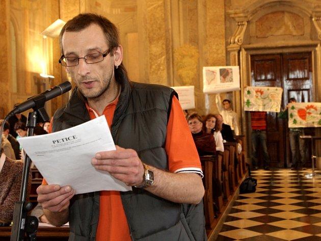 ILUSTRAČNÍ FOTO: Jednání zastupitelstva Brno-střed.